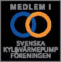 Medlem i Svenska Kyl & Värmepumpföreningen